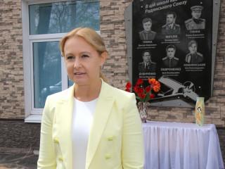 Ольга Бабенко провела презентацию новой книги из серии  «Жизнь замечательных криворожан»