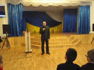 В Долгинцевском районе прошел открытый урок – «Чернобыль – трагедия 20 века»