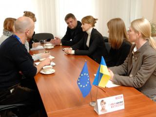 Представители миссии ОБСЕ встретились с Ольгой Бабенко