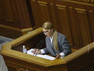 Юлия Тимошенко: Мы сохранили ГТС для украинского народа