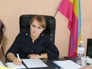 Ольга Бабенко провела выездной прием граждан в Саксаганском районе