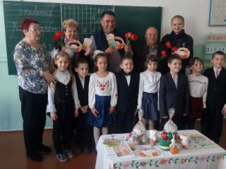 В школе-интернате №1 отметили праздник Великой Пасхи