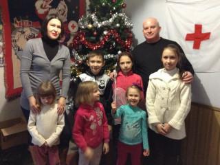 Игорь Криворотний посетил организацию общества Красного Креста