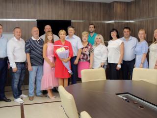 Ольга Бабенко избрана головой Криворожской районной парторганизации ВО «Батьківщина»