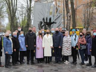 Сегодня Украина отмечает 35-ю годовщину Чернобыльской трагедии