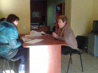 Ольга Рулёва провела очередной приём граждан