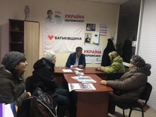 Юридические лабиринты. Совместный поиск выходов на приеме Анатолия Кращенко