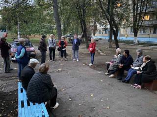 Встречи кандидатов Кривого Рога за 16 октября 2020