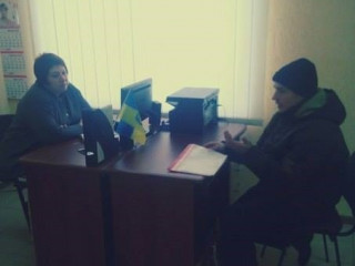Депутат Криворожского горсовета Михаил Карый провел прием граждан в Ингулецком районе