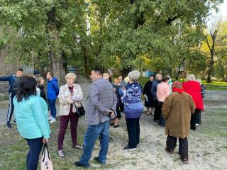 Встречи кандидатов в депутаты. Металлургический и Центрально-Городской районы
