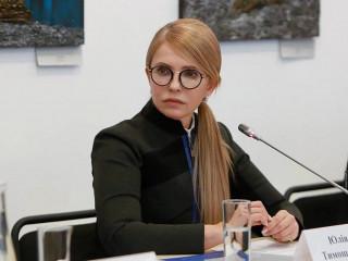 Тимошенко звинуватила владу в порушенні правосуддя через закон про розпродаж землі