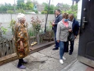 Во дворе «криворожской легенды»