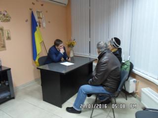 На приеме депутата Криворожского горсовета Дмитрия Плаксы  горожане снова жаловались на коммунальщиков