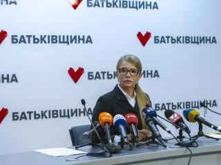 «Батьківщина» требует референдум о судьбе украинской земли