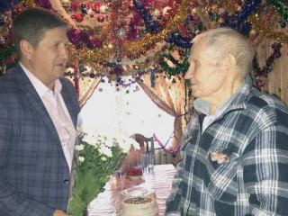Когда память жива. Ингульчанин-юбиляр провел день рождения в компании  команды ВО «Батьківщина»