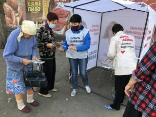 В программе Ольги Бабенко есть решения всех наболевших проблем города и его жителей