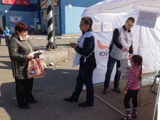 В Долгинцевском районе продолжают работать открытые общественные приемные