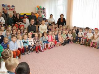 Солнце – в тарелке. Дружная встреча Масляницы в детском саду №3