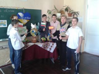 Ольга Рулева посетила открытый урок
