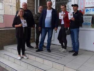 Кандидаты в депутаты проводят встречи с жителями города