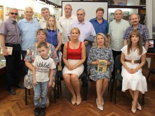 Представники громадськості Кривого Рогу провели зустріч в історико-краєзнавчому музеї