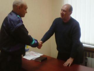 Сергей Костомаха провёл приём граждан