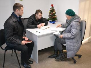 Депутат райсовета Вадим Мирзоян провел прием граждан