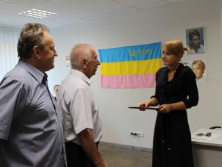 Ольга Бабенко провела выездной прием граждан в Центрально-Городском районе