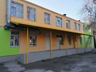 В новый год – с новым фасадом. Коллектив детсада №82 – с благодарностью за помощь