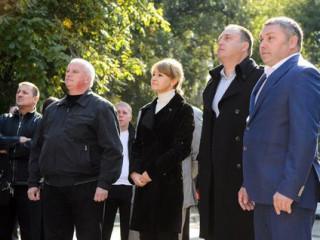 Ольга Бабенко встретилась с жителями дома № 1 по Бульвару Вечерний