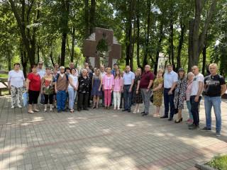 В Кривому Розі вшановують учасників антитерористичної операції на сході України