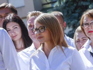 Юлія Тимошенко: «Батьківщина» – єдина команда, яка розробила цілісну, ефективну, всеохопну програму, щоб підняти Україну на інший рівень життя