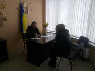 Владимир Хотькин оказал помощь семье учасника АТО