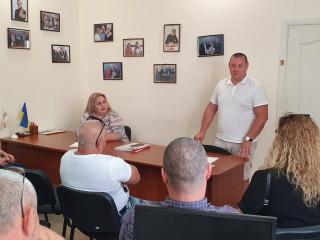 Работали и будем работать, - команда Покровский районной организации ВО «Батьківщина»