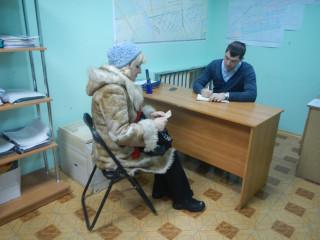 Депутат Криворожского горсовета Иван Грунин  провел прием граждан