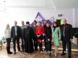 Святой Николай передал подарки для ребят из дошкольного учреждения №  278.