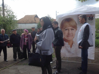 Жители поселка Рахманово впервые за долгое время увидели депутата…