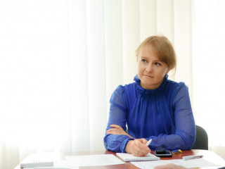 Ольга Бабенко провела прием граждан в офисе Криворожской городской организации ВО «Батьківщина»