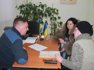 Алексей Букреев провёл плановый приём граждан