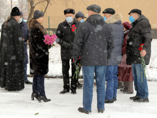 Криворожане почтили память почётного жителя города –  Григория Гутовского