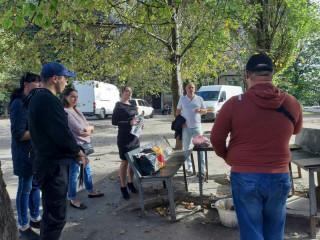 Встречи кандидатов в депутаты города Кривого Рога продолжаются