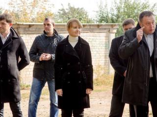 Ольга Бабенко провела выездную встречу с жителями по улице Мусорского