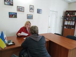 Вопросы-ответы. Жители Покровского района на приёме депутата Ещиной