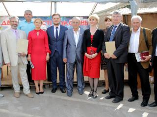 Ольга Бабенко представила новую историческую книгу во время проведения городской конференции