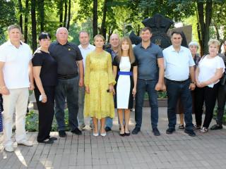 Жителі Кривого Рогу вшанували пам'ять захисників України