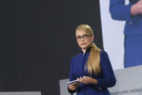 Рейтинг Тимошенко вырос вдвое и продолжает расти