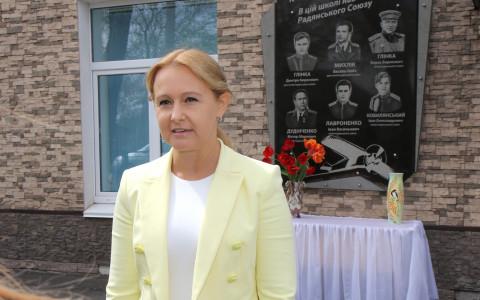 Ольга Бабенко провела презентацію нової книги серії «Жизнь замечательных криворожан»
