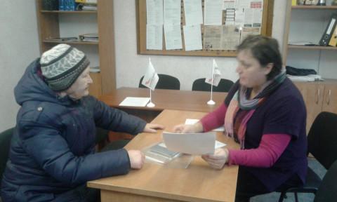 Терновчане просят запретить движение транспорта по пешеходной  аллее