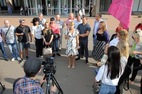 Ольга Володимирівна Бабенко про важливість підтримки бізнесу під час карантину