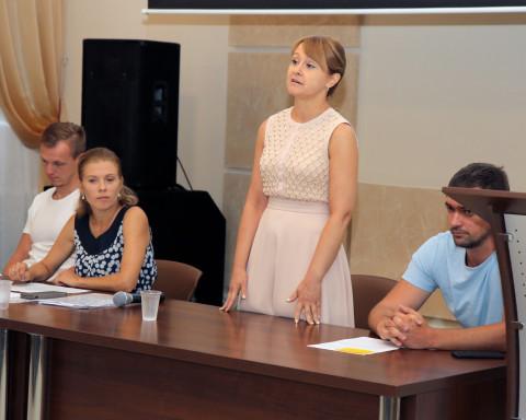 «Вместе мы - сила», - Ольга Бабенко поблагодарила команду единомышленников